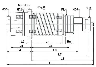 老铣床x5042t的电路图